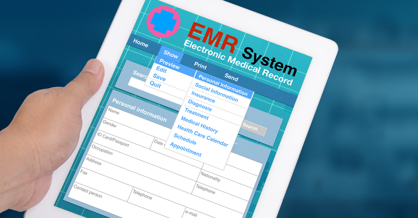 EMR with Built In Appointment Reminders